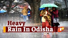 Cyclonic Circulation In BOB: Yellow Warning Issued For 8 Districts Of Odisha