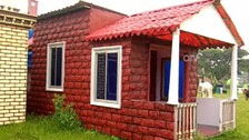 First In Odisha: Portable Fibre House Made In Cuttack Promises Alternative Housing Solution