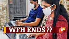 WFH Ends For IT Workers? TCS Employees Likely To Return To Office By December!
