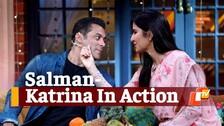 Salman Khan, Katrina Kaif shoot action scenes for Tiger 3