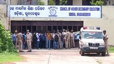 Girl Student In Odisha Slits Hand During Protest By Dropout, Ex-Regular Students At CHSE Office