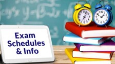 OSSC Main Exam Schedule For Various Posts Out, Check Details