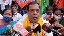 Political Slugfest Begins Over Bhubaneswar Drain Mishap
