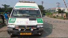 Patient Dies Before Reaching Hospital As 108 Ambulance Breaks Down Midway In Sambalpur