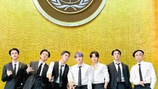 K-Pop Band BTS Speaks At UN, Expresses Hope In Future Generation