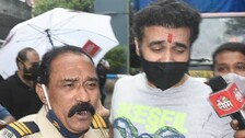Raj Kundra Walks Out Of Mumbai Jail After Bail