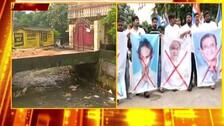 Bhubaneswar Drain Tragedy: Congress Workers Hit Streets, Turn Heat On Odisha Government