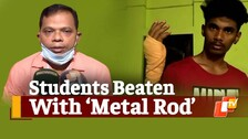 Odisha Students 'Brutally Thrashed' With Metal Rod By Private Tutor