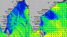 Very Heavy Rains To Spare Odisha On Sept 26, Depression To Hit Andhra Pradesh