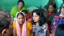 Bhubaneswar Drain Mishap: MP Aparajita Promises Free Education For Deceased Jyoti's Brother