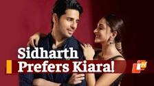 Sidharth Malhotra -Kiara Advani Dating Rumours: Sidharth Spells His Wish