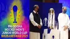 Odisha's Kalinga Stadium To Host FIH Junior Men's Hockey World; Trophy, Logo Unveiled