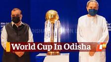 Breaking: Odisha To Host Junior Men's Hockey World Cup 2021 At Kalinga Stadium In Bhubaneswar