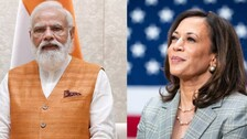 PM Modi, Kamala Harris To Have First Meeting In Person Soon
