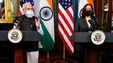 Modi Meets Kamala Harris Ahead Of First-Ever In-Person Quad Summit