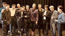 BTS, Coldplay Drop Their New Single 'My Universe'