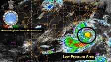Low Pressure Forms Over BoB, To Move Towards Odisha Coast In 48 Hours; Check IMD's Forecast
