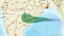 Cyclonic Storm In Next 12 Hours, IMD Issues Cyclone Alert For Odisha & Andhra