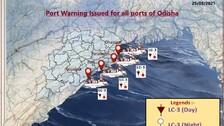 Cyclone Gulab Update: 7 Odisha Districts On Alert, Admin Fully Prepared, Says SRC