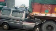 6 REET Candidates Die In Road Accident In Rajasthan's Jaipur