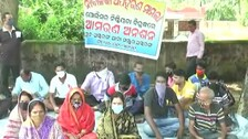 Astaranga Minor Girl Missing Case: Family Alleges Police Inaction, Stage Protest