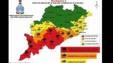Cyclone Gulab To Trigger Heavy Rainfall In Odisha; Admin On Alert For Flash Floods, Landslides