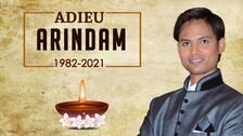 Arindam's Final Journey: Adieu Arindam