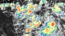 Cyclone Gulab: Landfall Near Singupuram In AP; Rains Tonight At Bhubaneswar-Cuttack, Landslides Likely In Koraput