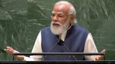 PM Modi At UNGA Invites Vaccine Manufacturers Across The World To 'Make In India'