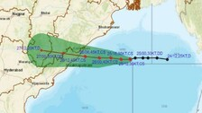 Cyclone Gulab: Met Issues Special Advisory For Cuttack-Bhubaneswar