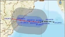 Cyclone Gulab: IMD Issues Orange Warning For South Odisha, Andhra Pradesh