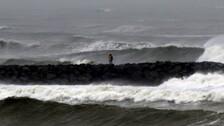 Coastal Andhra On Alert As Cyclone 'Gulab' Set To Make Landfall