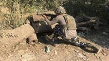 2 LeT Militants Involved In Murder Of BJP Leader Waseem Bari Killed In Encounter In J&K