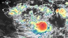 Cyclone Gulab's Eye May Pass Over Odisha's Malkangiri Tonight, No Impact On Bhubaneswar