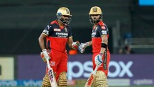 Virat Kohli Goes Past 10,000 Runs In T20 Cricket