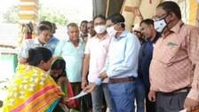 Keonjhar District Admin Presents Rs 4 Lakh Compensation To OTV Journalist Arindam Das' Family