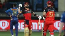 IPL 2021: Virat Kohli, Glenn Maxwell Fifties Help RCB Reach 165/6 Vs Mumbai Indians