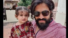 KGF's Rocky Bhai Aka Yash Shares Special Message On Daughter's Day
