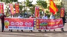 Bharat Bandh Affects Normal Life In Odisha; OSRTC Buses Stay Off Road