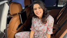 Samantha Sets New Target! Enjoys Bicycle Ride With 'Best Company' In Rain #Watch