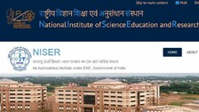 Ph.D Admission Program 2021-22 Winter Session: NISER Activates Online Application Window, Check Details