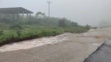 Cyclone Gulab Impact: Landslides At Sunki Valley, Ralegada In Koraput
