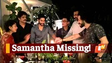 Samantha-Naga Chaitanya Split Row: Aamir Khan Dinner Photo Says All?