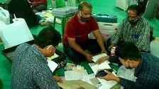 Pipili By-election: Preparation In Full Swing As Polling Officials Dispersed To Booths With EVMs
