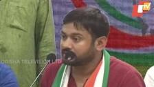 Kanhaiya Kumar Joins Congress