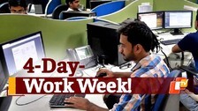 Indian IT Company's New 4-Day-Week Work Culture