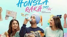 Shehnaaz Gill Scripting Success With Honsla Rakh!