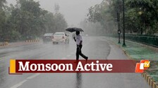 South West Monsoon Active Over Odisha: Yellow Warning Issued For Several Districts