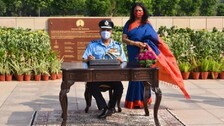 Air Marshal Sandeep Singh Takes Charge As Vice Chief Of IAF