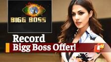 Bigg Boss 15: Rhea Chakraborty's 'Response To Record Offer'